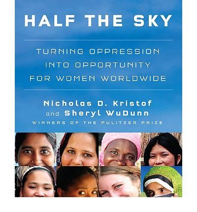half the sky from chapter 1 4 Half the sky - kindle edition by nicholas d kristof, sheryl wudunn download it once and read it on your kindle device, pc, phones or tablets use features like.
