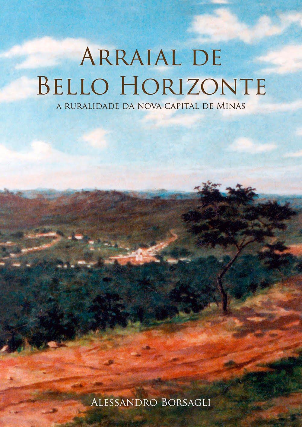Livro Arraial de Bello Horizonte