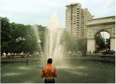 Washintong Square usa