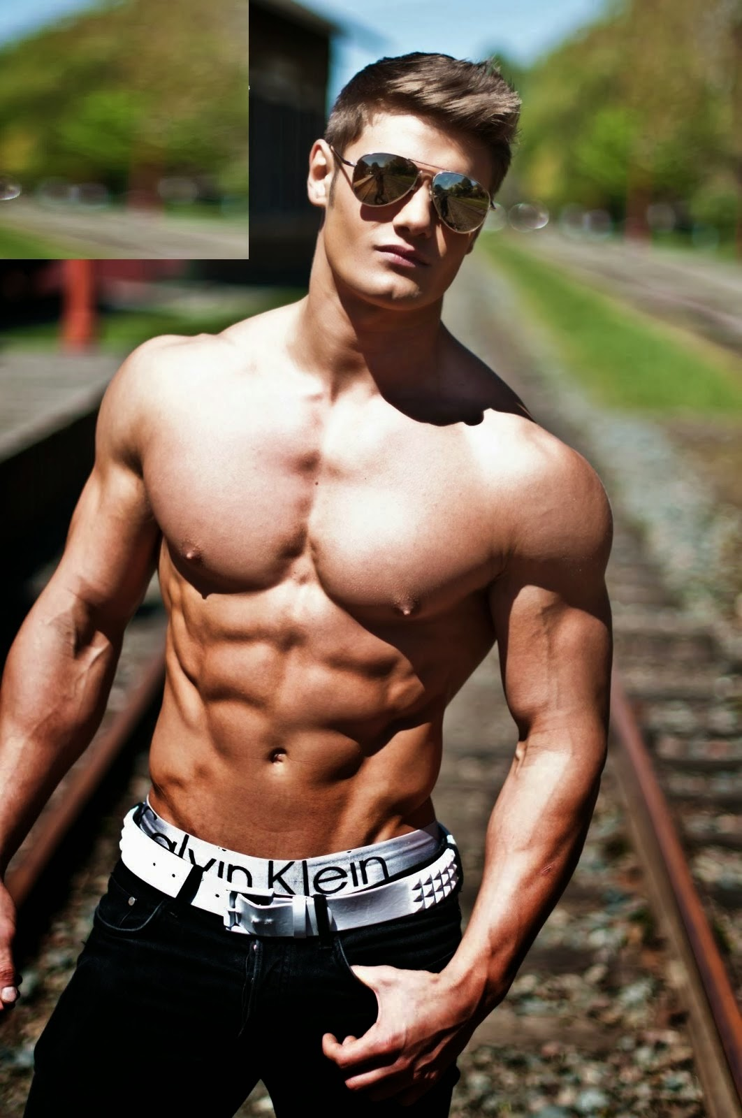 Jeff Seid Male Fitness Model Fitness And Health