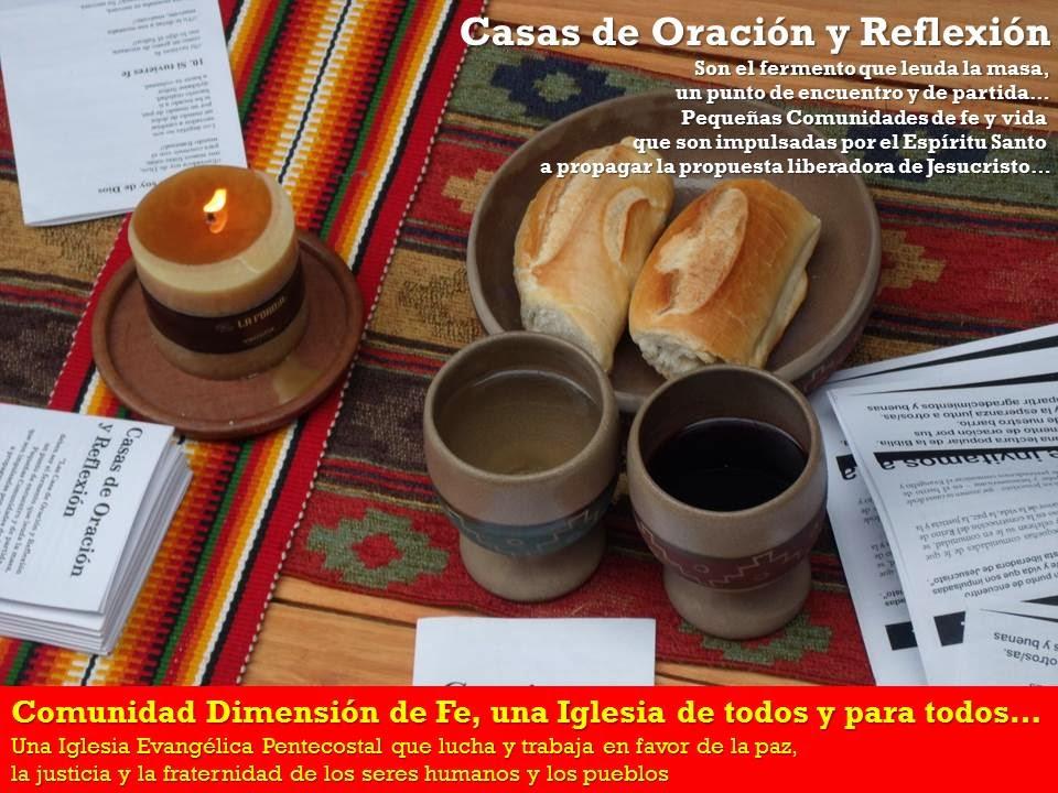 Casas de Oración y Reflexión