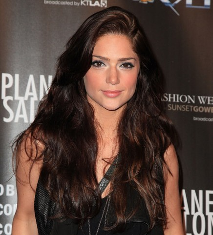 hairstyles 2011 long curly. Long Wavy Hairstyle Pictures