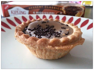 Mr Kipling Mississippi Mud Pies