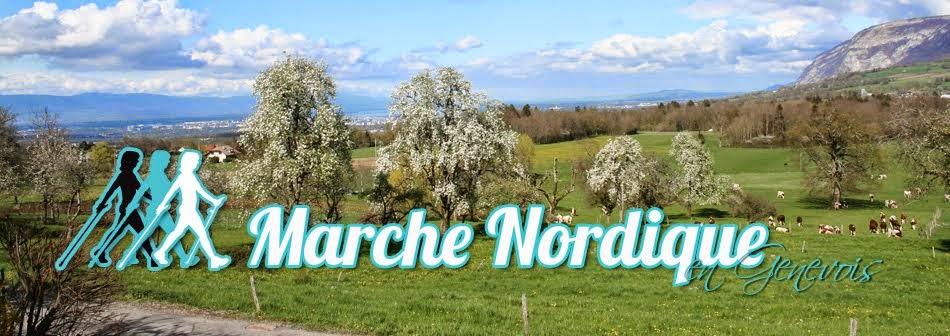 Marche Nordique en Genevois