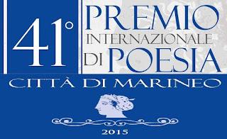 41° Premio Internazionale di Poesia Città di Marineo