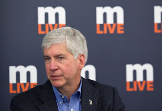 <h2>Michigan Governor Rick Snyder allowed Flint Residents to be Subject to Lead Poisoning<h2>