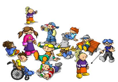 Imagenes de niños haciendo deportes - Imagui