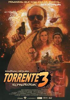Baixar Filme Torrente 3: O Protetor   Dublado Download