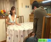 Aya Japanese family love mature chick