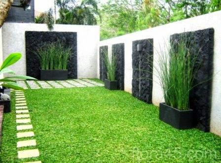 Jasa pembuatan taman minimalis | dekorasi taman kering | desain taman kering