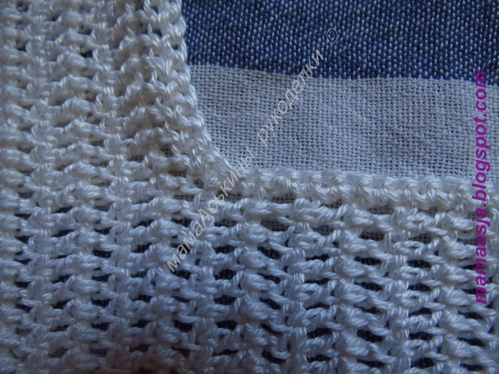 схема вязание детского костюмчика голубой слоненок