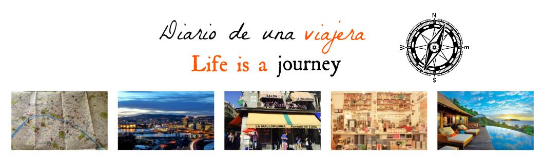 Diario de una viajera