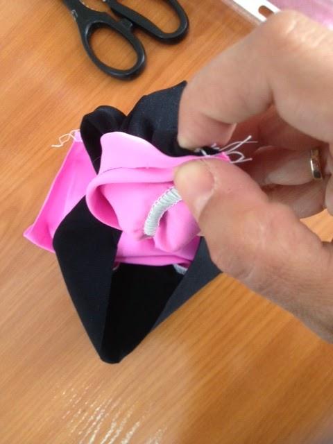 Como coser bikini reversible