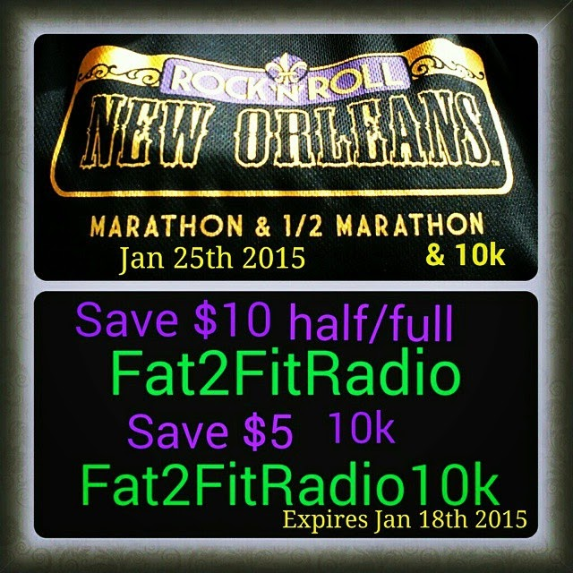Come run New Orleans with me!