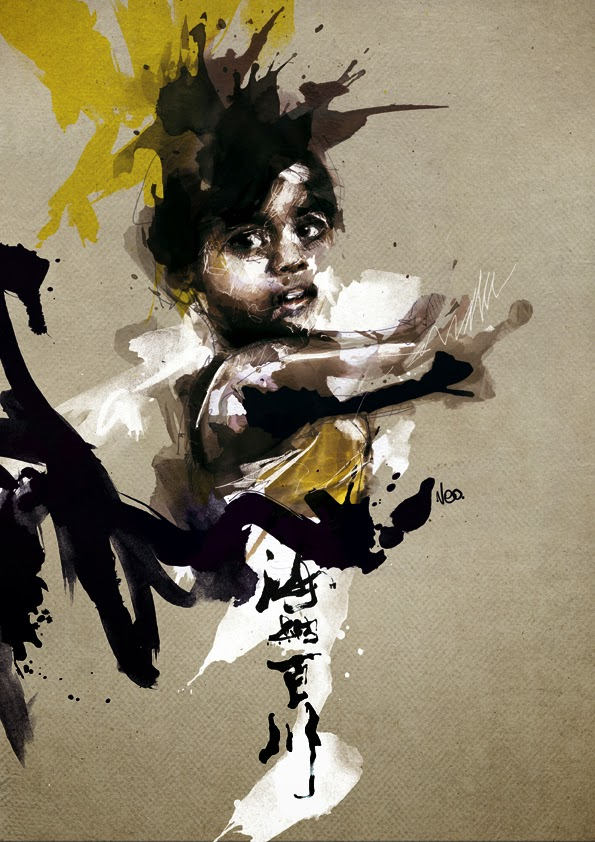 15-Sun-Florian-Nicolle-neo-Portrait-Paintings-focused-on-Expressions-www-designstack-co