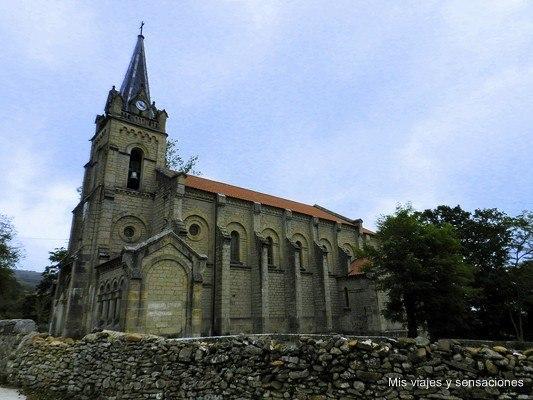 iglesia de la Virgen del Rosario en Noceco de Montija, Merindades