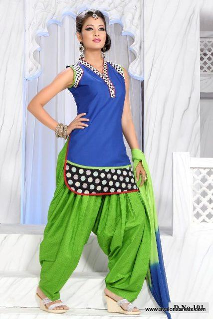 Stylish-Patiala-Salwar-Kameez