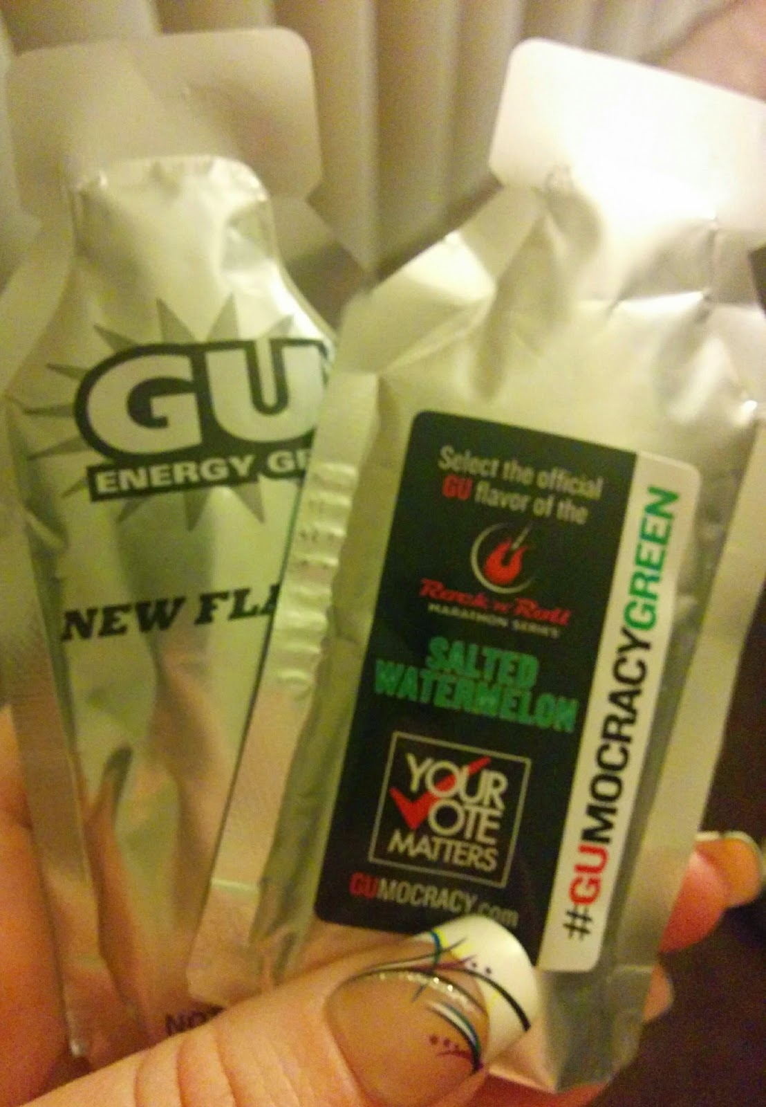 GU Salted Watermelon
