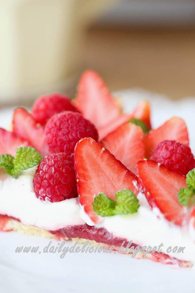 Strawberry Mascarpone Tart Recipes — Dishmaps