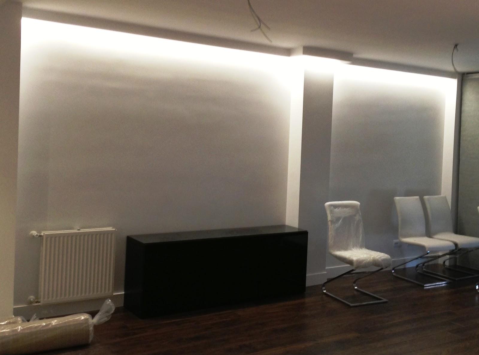 Dcorandobyalba luz indirecta - Iluminacion indirecta led ...