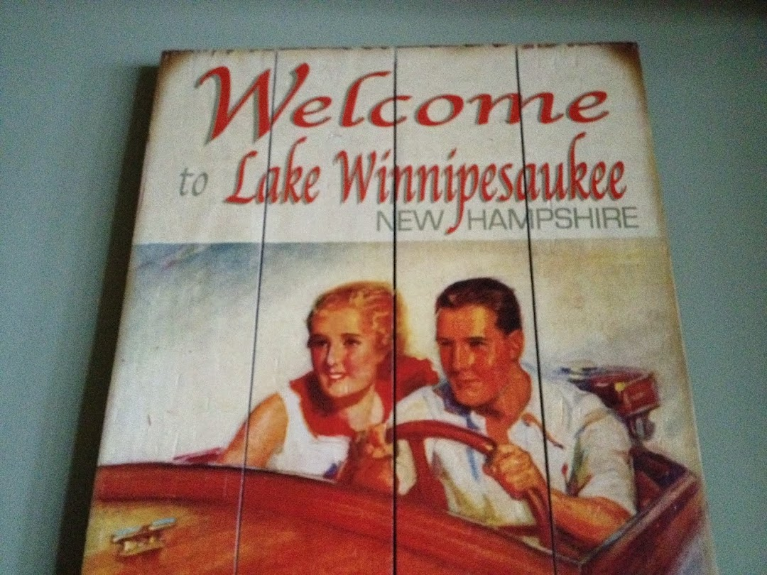 Welcome To Lake Winnipesaukee