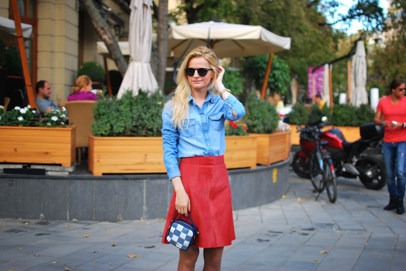 модный блоггер, российский модный блоггер, осенний тенденции, осень мода 2015