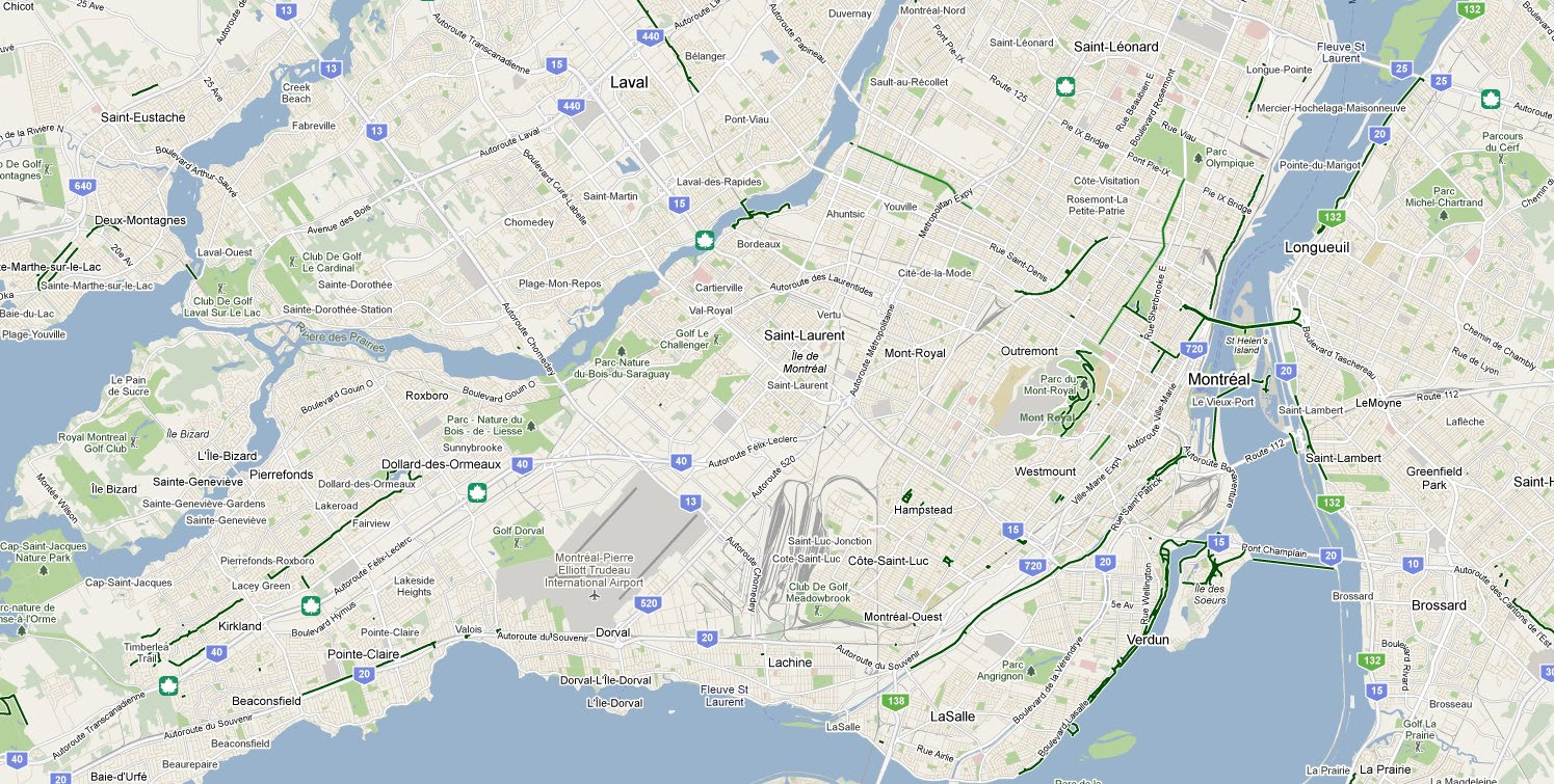 cycle fun montreal battle of the online montreal bike maps. Black Bedroom Furniture Sets. Home Design Ideas