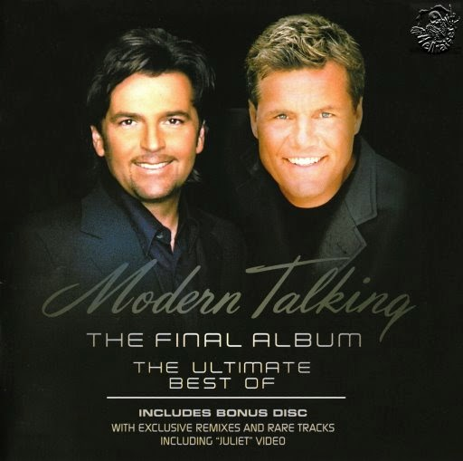 aquellas canciones 2003 modern talking the final. Black Bedroom Furniture Sets. Home Design Ideas