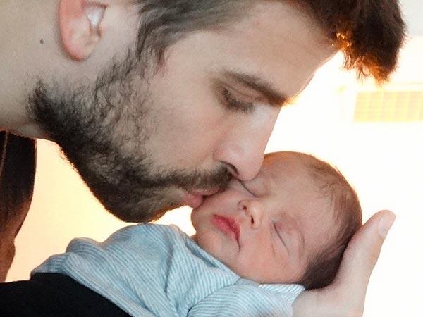 Exclusif découvrez le visage de Milan le bébé de Shakira .(Photo)