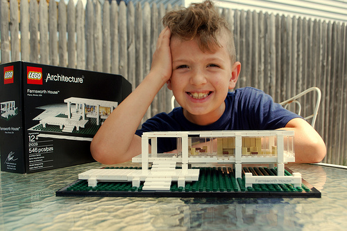 Lego Architecture Farnsworth House4