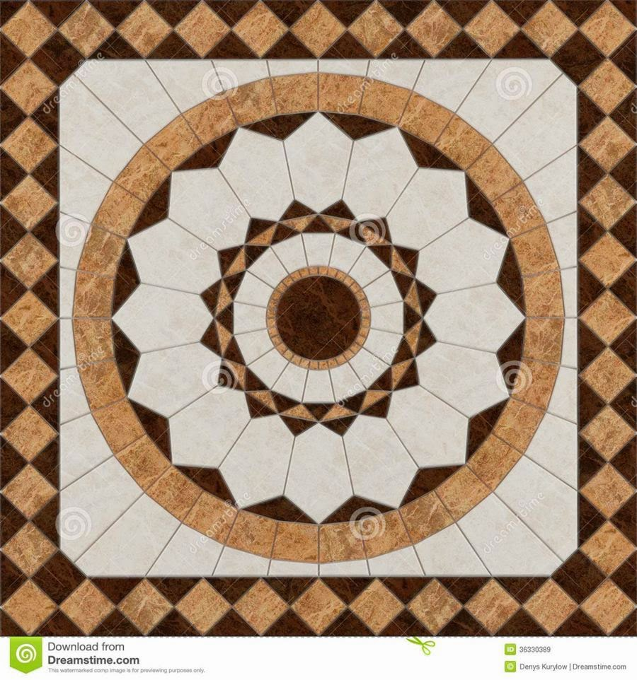 Floor Pattern Designs Woods Ceramic