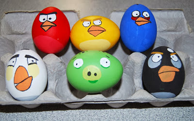 Easter Egg Decorating Ideas For Kids 1