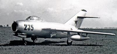 МиГ-15бис фото
