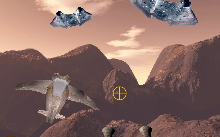 video igrica: Napad Vanzemaljaca