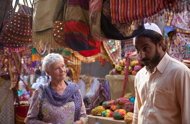 The Best Exotic Marigold Hotel,Judi Dench,5 stars