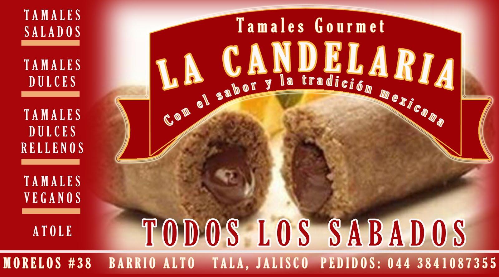 """Tamales """"La Candelaria"""""""