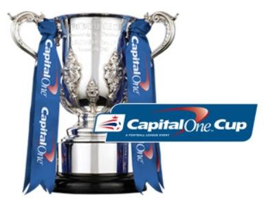 Keputusan Perlawanan Capital One Cup 31 Oktober 2012