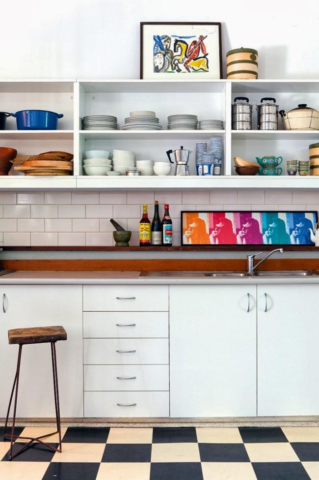 7 Idias para Renovar la Cocina con Pocos Cambios