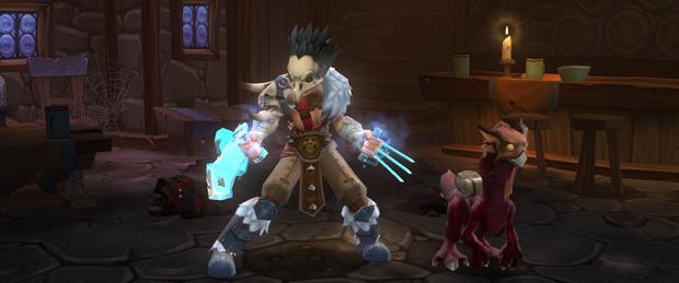 Torchlight 2 Berserker Build