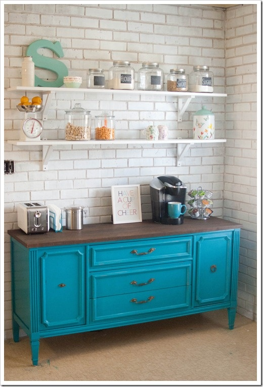 Tips For Open Shelving In The Kitchen: 25+ Open Shelving Kitchens