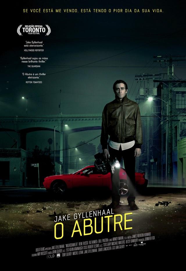 Resenha - Filme O Abutre
