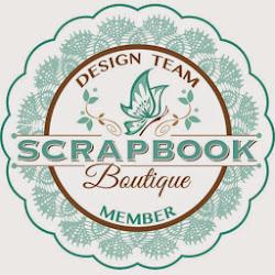 Scrapbook Boutique DT