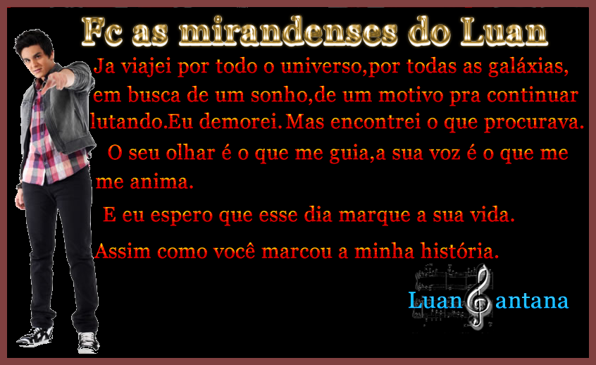 fc as mirandenses do luan