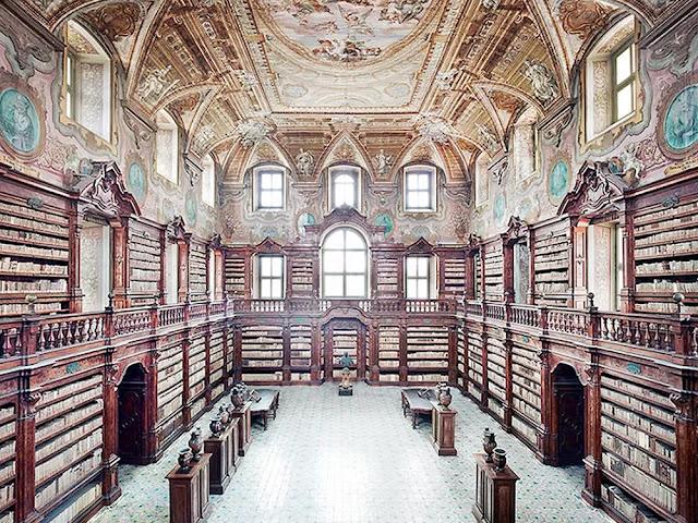 As 15 bibliotecas mais incríveis do mundo