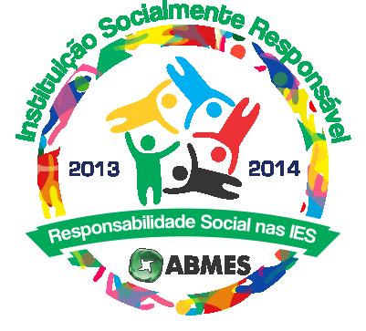 Selo-matriz - IES SOCIALMENTE RESPONSÁVEL 2013/2014...