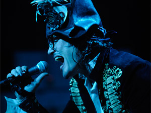 Adam Ant & The Good The Mad & The Lovely Posse