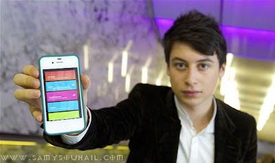 نيك دالويزيو... قصة أصغر مراهق مليونير في العالم برمج تطبيقا للهاتف