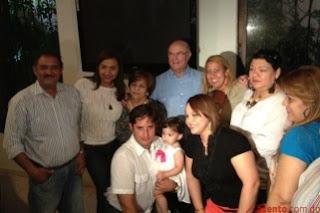Taína ratifica que familiares de José Tomás Pérez respaldan a Hipólito