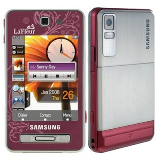Samsung F480i Le Fleur F480 Mobile Phones Malta Direct Vision.
