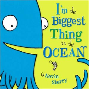 Book Activity: I'm the Biggest Thing in the Ocean